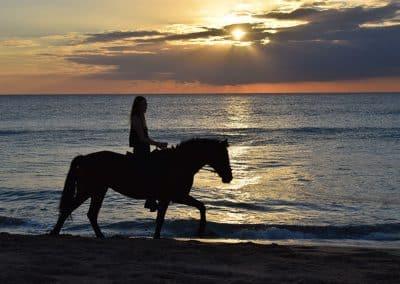 Sonnenuntergang-am-Strand